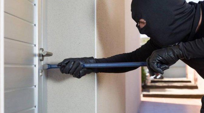 aumento dei furti in appartamento